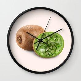 KIWI QUARTZ Wall Clock