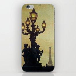 Paris (France) iPhone Skin