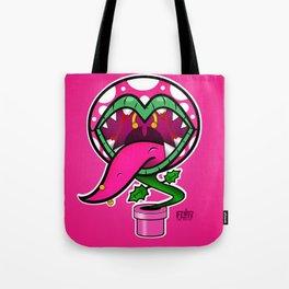 Ms. Piranha Tote Bag