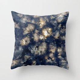 Dark Storms II Throw Pillow