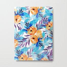 flowers / 69 Metal Print