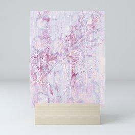 Bleached Out Mini Art Print