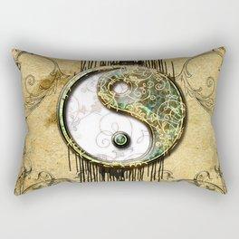 Ying and yang  Rectangular Pillow
