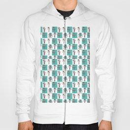 Checkered Mimes Hoody
