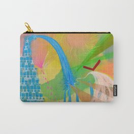 Abstract 4 Carry-All Pouch