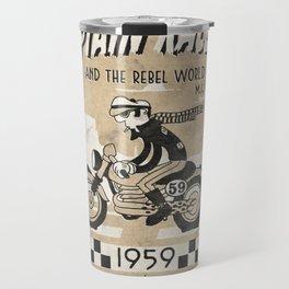 CAPTIAN RACER Travel Mug