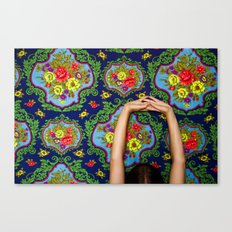 stretching Canvas Print