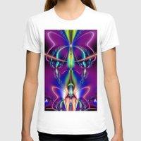 flight T-shirts featuring Flight by Robin Curtiss