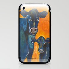 Have A Cow iPhone & iPod Skin