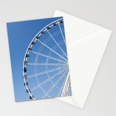 Seattle Great Wheel Stationery Cards