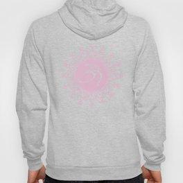 Pink Aum Hoody