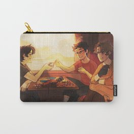 Sunfilled compartment Carry-All Pouch