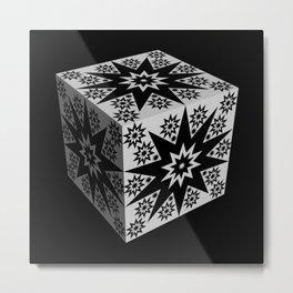 Fireworks - 3D Art Boxed Metal Print