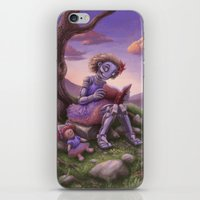 fancy iPhone & iPod Skins featuring Fancy by Benjamin Clair