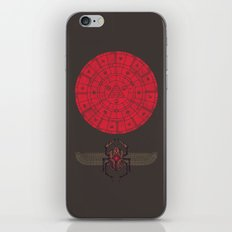 Sacred Sun iPhone Skin