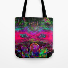 The Eyes of The Mystic Tote Bag