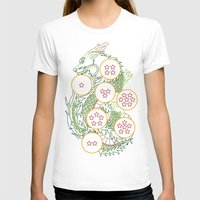 dbz T-shirts featuring DBZ- Shenron Linear Color by Li Boggs