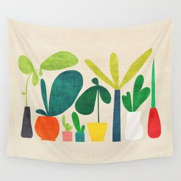 Greens Wall Tapestry