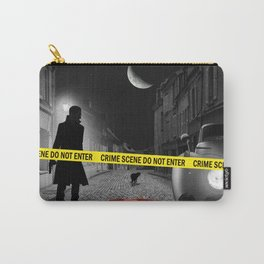 Crime scene do not enter Carry-All Pouch
