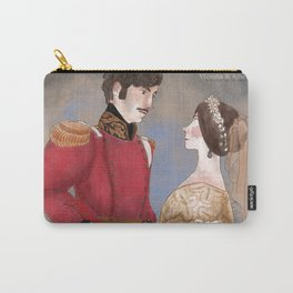 GLORIANA victoria and Albert Carry-All Pouch