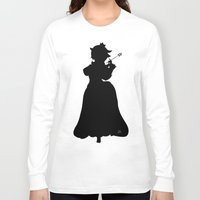 mario bros Long Sleeve T-shirts featuring Mario Bros. Rosalina by TacoheadShark