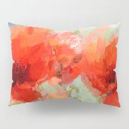 Mohnblumen Pillow Sham