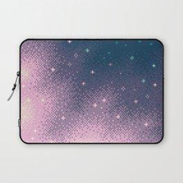 Lilac Nebula (8bit) Laptop Sleeve