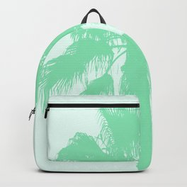 Mint Palms Backpack