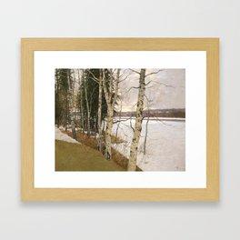 Northern May Framed Art Print