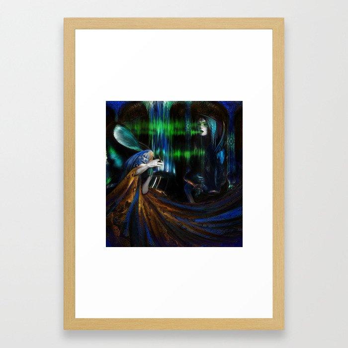 Dreams I: Framed Art Print