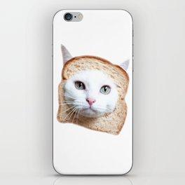 Bread Cat iPhone Skin