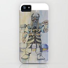 The Dwarf iPhone Case