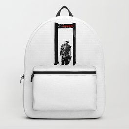 Everyday Heroes - Air Port Security Champion Backpack