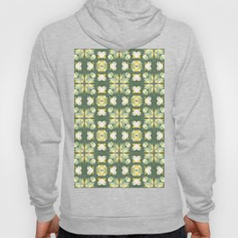 Abstract flower pattern 5e Hoody