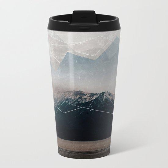 When Winter comes Metal Travel Mug