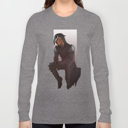 Zevran Arainai Long Sleeve T-shirt