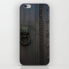 Dark Entry  iPhone & iPod Skin