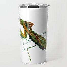 The Leaf Mantis Travel Mug