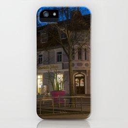 Eck Punkt Laupheim iPhone Case