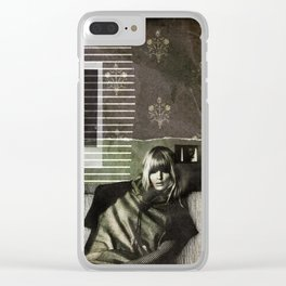 All the Rage Clear iPhone Case