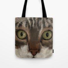Cat Closer Tote Bag
