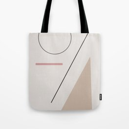 a series of shapes #1 Tote Bag