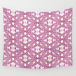 LINEA 011 Abstract Collage Wall Tapestry