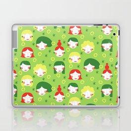 Funny Ladies Laptop & iPad Skin