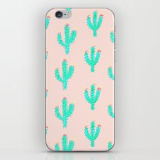 Cactus Print iPhone & iPod Skin