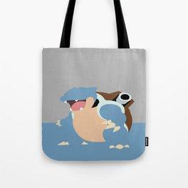 Blastoise Tote Bag