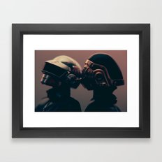 We are the Robots - (DAFT PUNK SERIES) Framed Art Print
