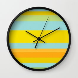 Scandinavisk mandarin Wall Clock