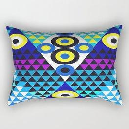 V (in LOVE) Rectangular Pillow