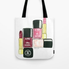 Beauty Shot Tote Bag